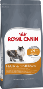 رويال كانين هير آند سكين دراي فود – Royal Canin Hair & Skin Dry Food