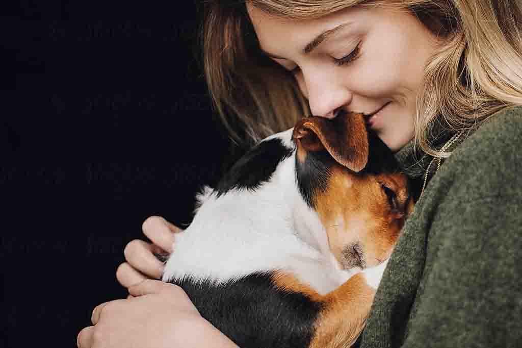 الكلاب يمكنها قراءة لغة الجسد الخاصة باصحابها بشكل مذهل
