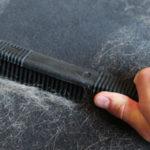 طريقة إزالة شعر القطط من الملابس والأثاث